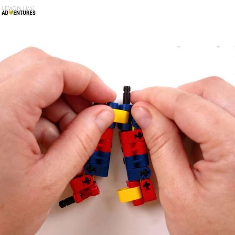 How to Make Endless DIY Lego Fidget Cube