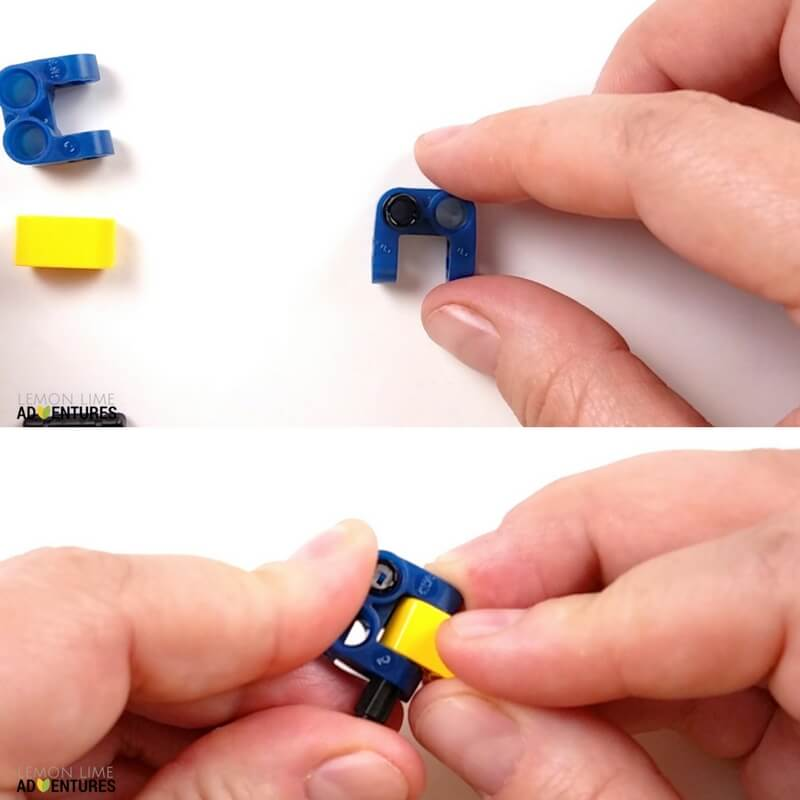 How to Make Endless DIY Lego Fidget Cube