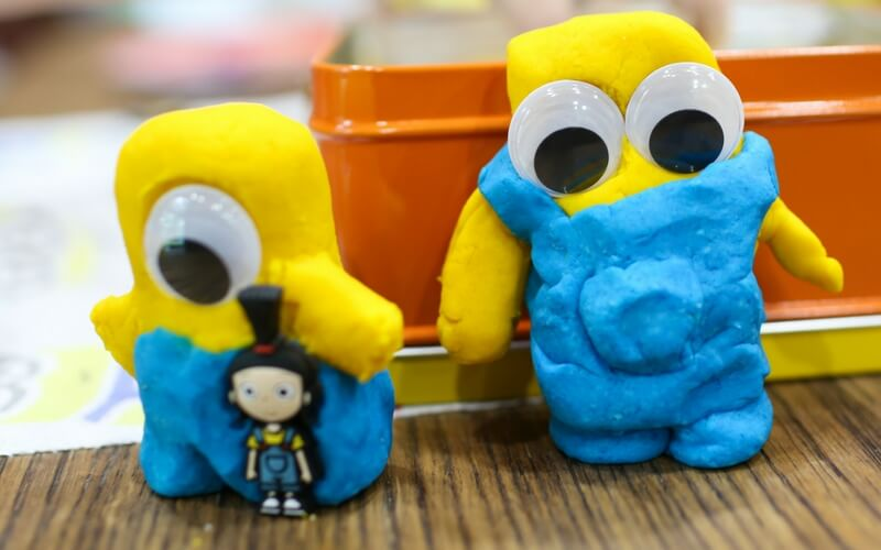 Marvelous Minion Playdough Kit