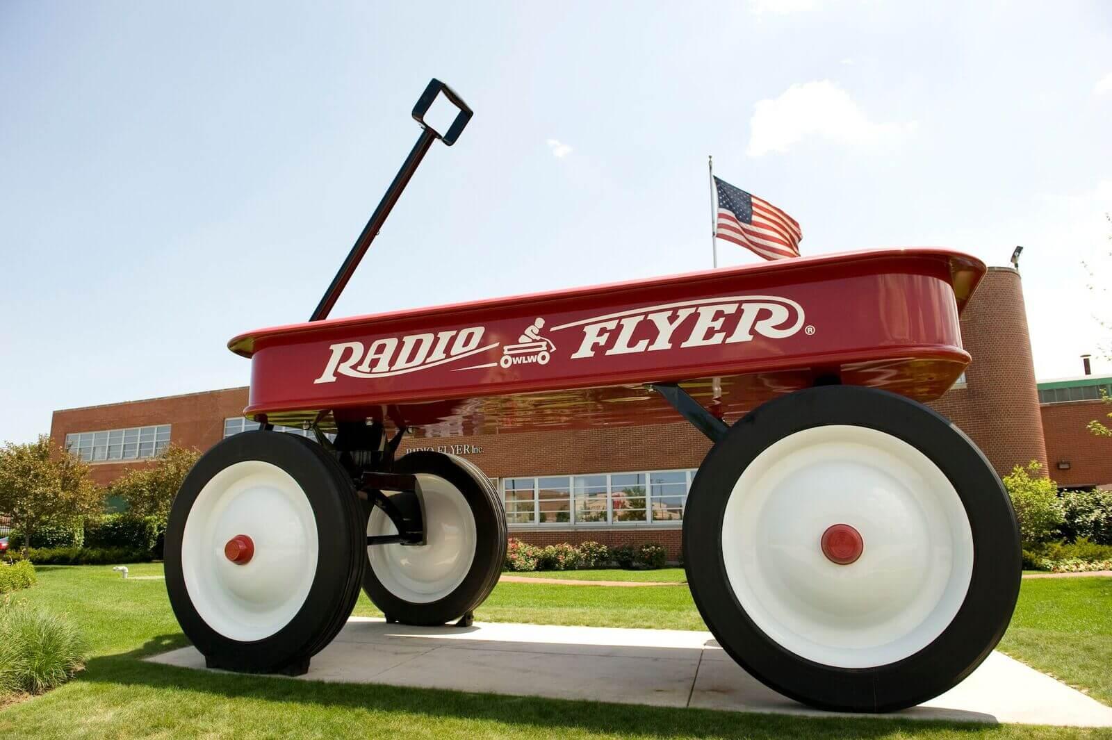 World's Largest Wagon