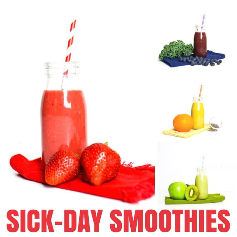 Sick Day Smoothies