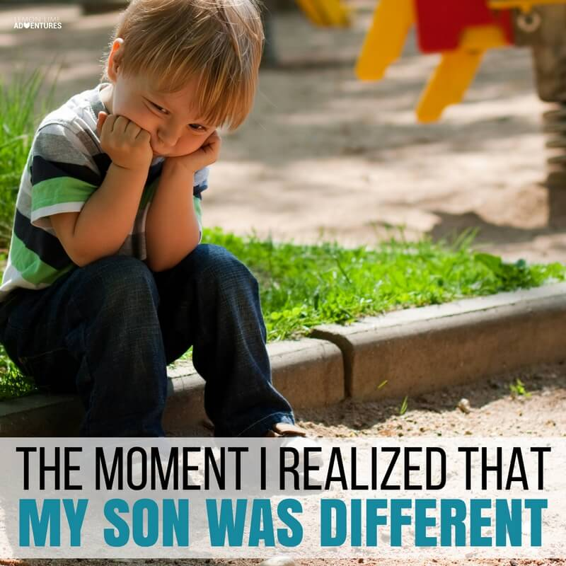 The Moment I Realized My Son Was