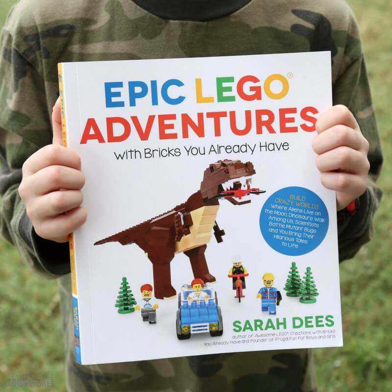 Epic Lego Adventures
