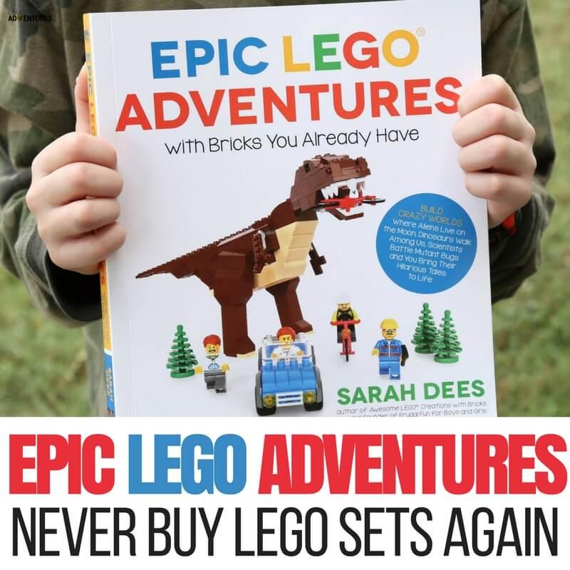 Epic Lego Adventures