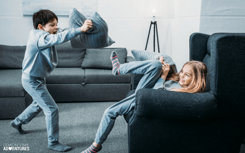 Struggling with Sibling Rivalry? Try these 5 Simple Bonding Exercises