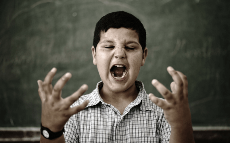 Aggression or Anxiety? Find Out What's Really Behind Your Child's Behaviors