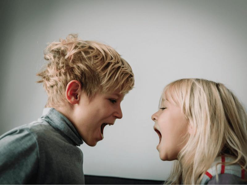 Sibling Arguments