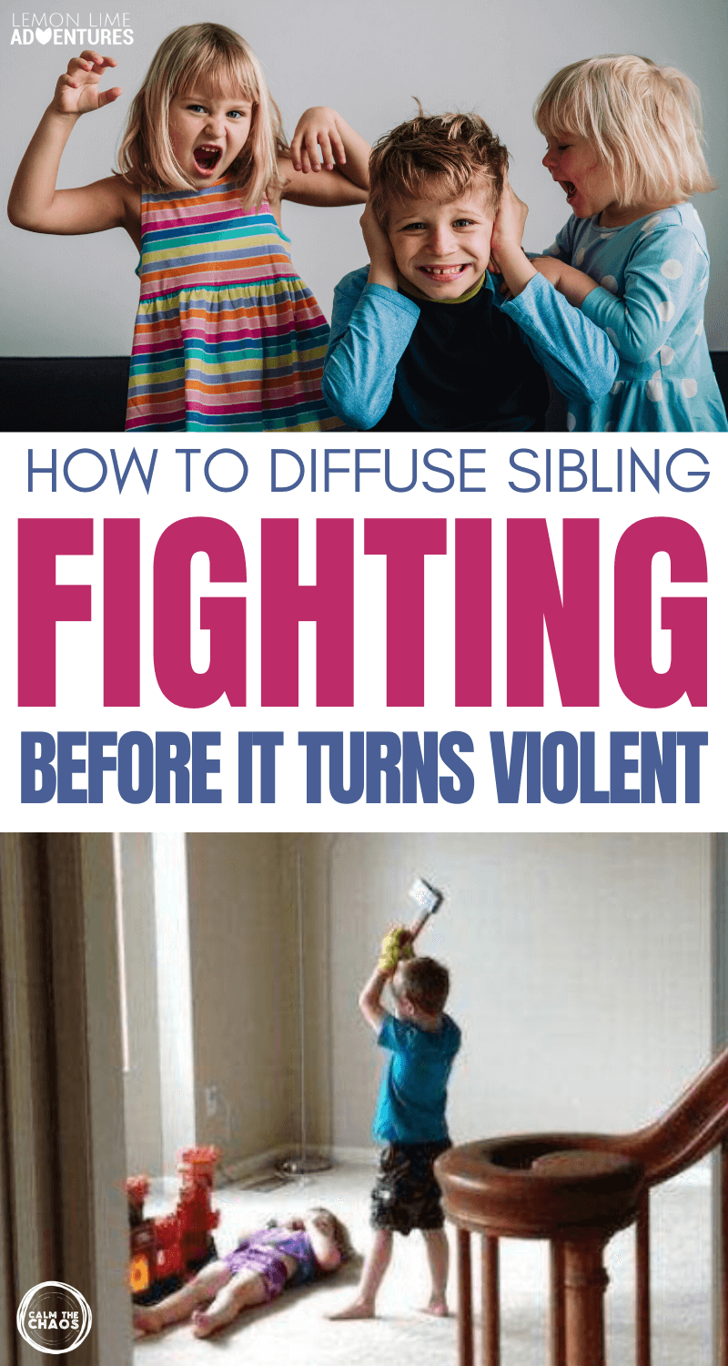 Diffuse SIbling Fighting