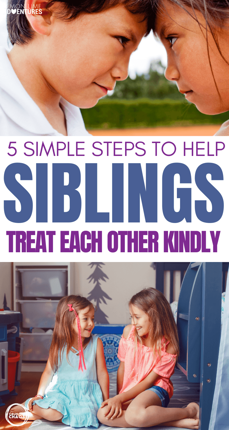 Siblings Treat Each Other Kindly (1)