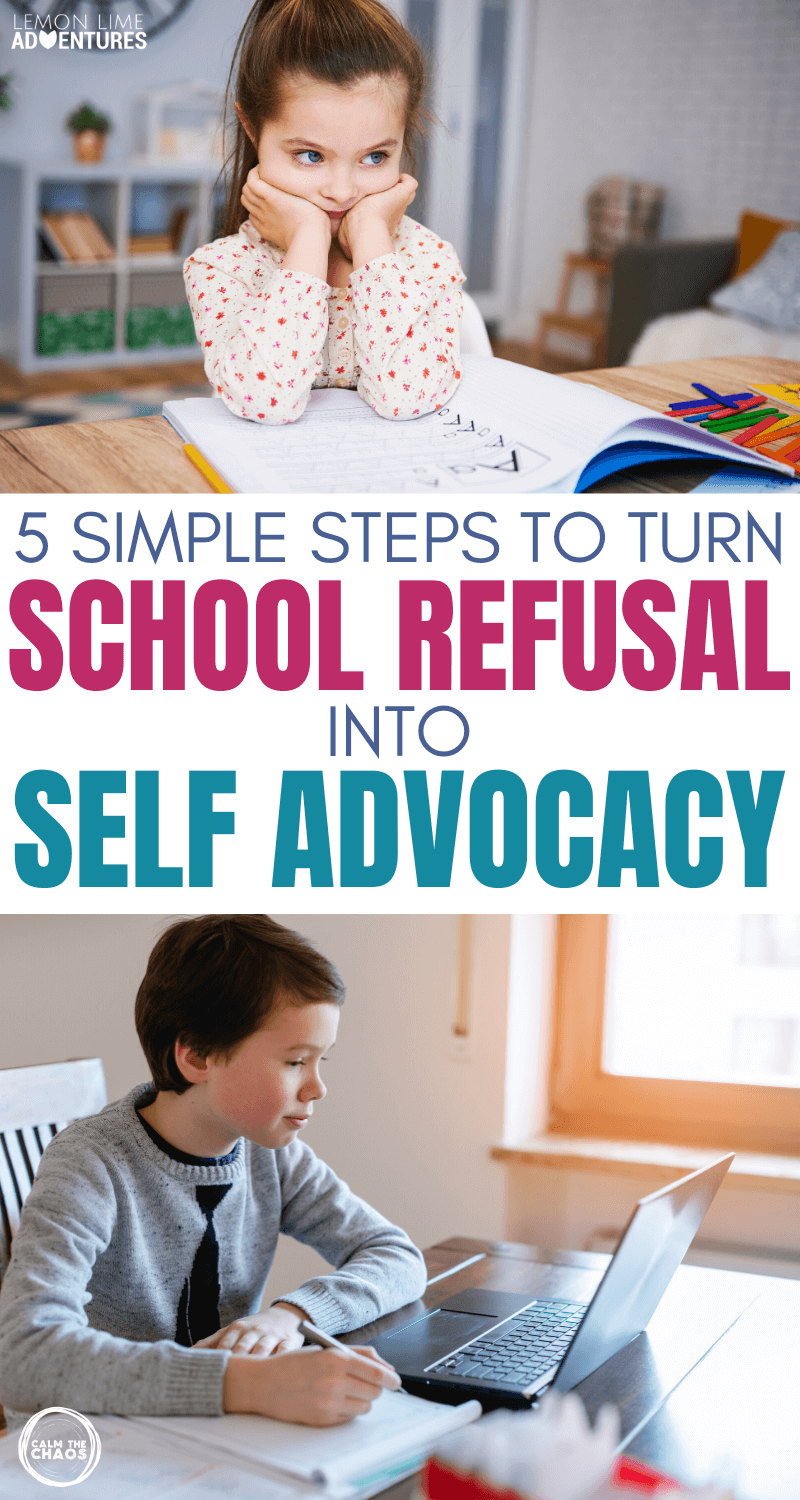 Tips to End School Refusal