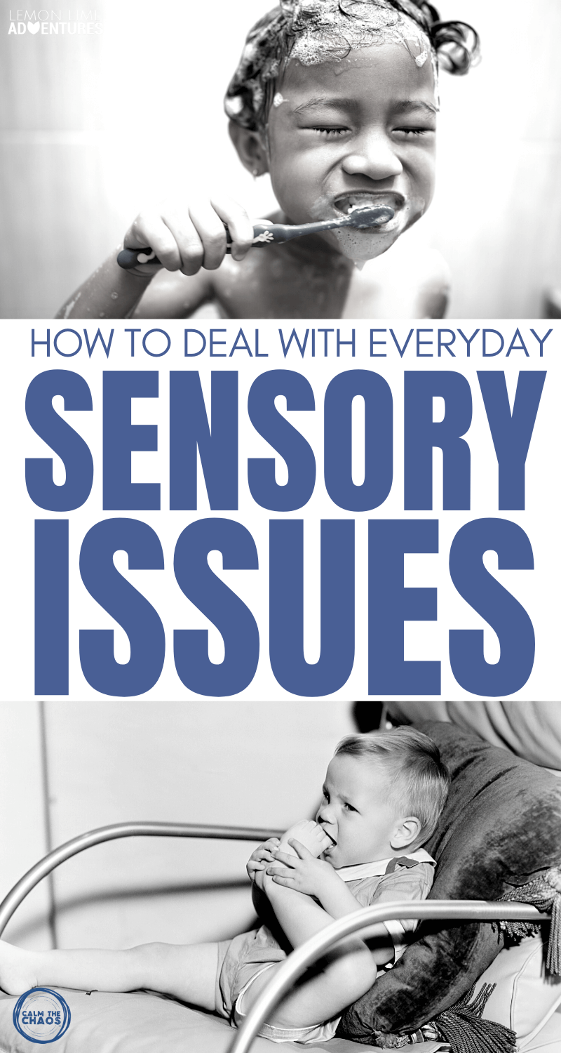 8 Ninja Tips for Dealing with Everyday Sensory Issues